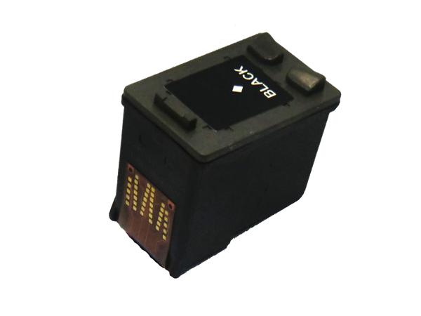 Refill Tintenpatrone schwarz kompatibel zu HP C9351AE (21)